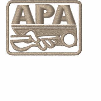 Logotipo de APA - moreno
