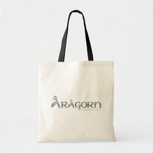 Logotipo de Aragorn Bolsa Tela Barata