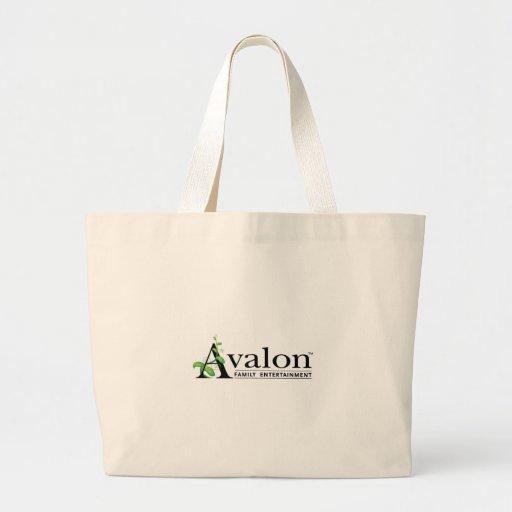 Logotipo de Avalon Bolsa De Mano