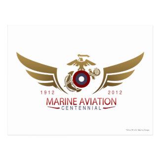 Logotipo de AVI Centenial Postales
