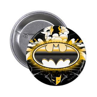 Logotipo de Batman con los coches Pin