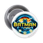 Logotipo de Batman con los iconos Pins