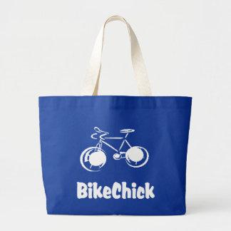 Logotipo de BikeChick Bolsas De Mano