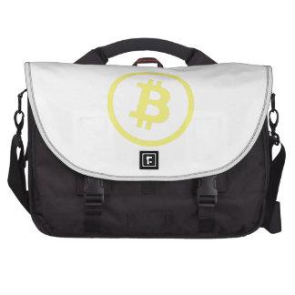 Logotipo de Bitcoin Bolsas Para Ordenador