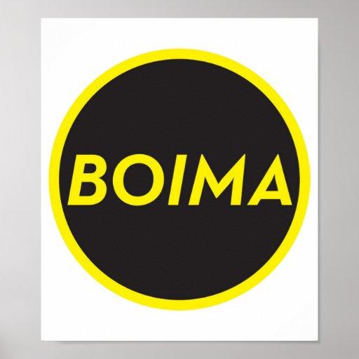 Logotipo de Boima Impresiones