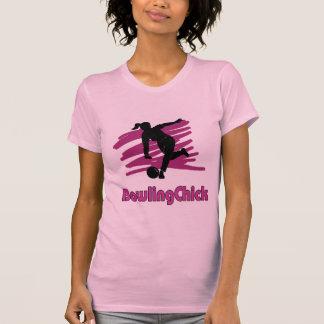 Logotipo de BowlingChick Playeras