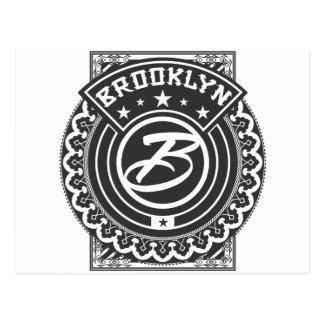 Logotipo de Brooklyn Postales