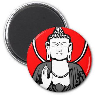 Logotipo de Buda Imán