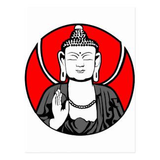 Logotipo de Buda Postales