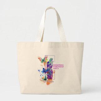 Logotipo de Butterflys Bolsa De Mano