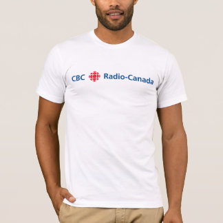 Logotipo de CBC/Radio-Canada Playera