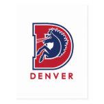 Logotipo de D Denver Postal
