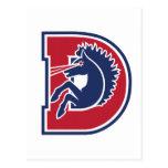 Logotipo de D Tarjetas Postales