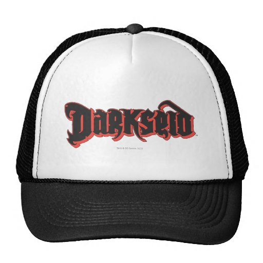 Logotipo de Darkseid Gorro De Camionero