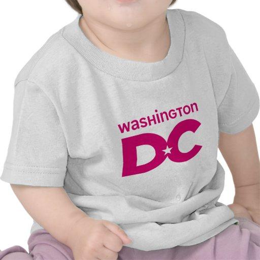 Logotipo de DC Camisetas