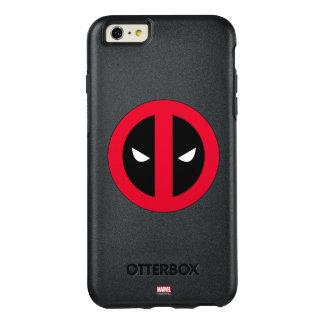 Logotipo de Deadpool Funda Otterbox Para iPhone 6/6s Plus