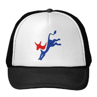 Logotipo de Demócratas Gorro De Camionero