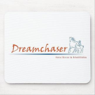 Logotipo de Dreamchaser Tapete De Ratón