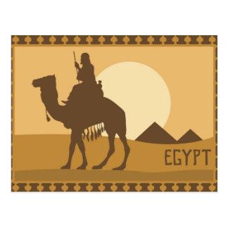 Logotipo de Egipto Postal