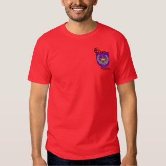Logotipo de EK y combinado amistoso Camisas