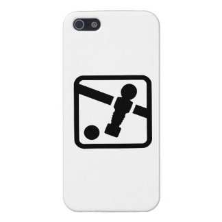Logotipo de Foosball iPhone 5 Funda