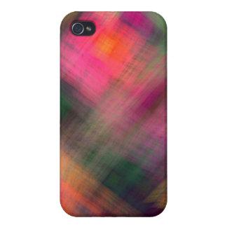 Logotipo de forma diamantada brillante fabuloso iPhone 4/4S carcasa
