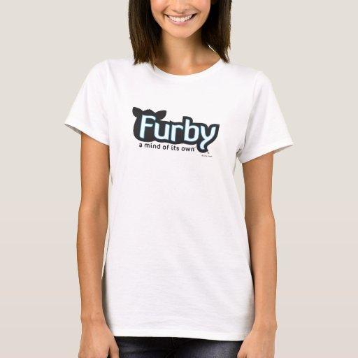 Logotipo de Furby Playera