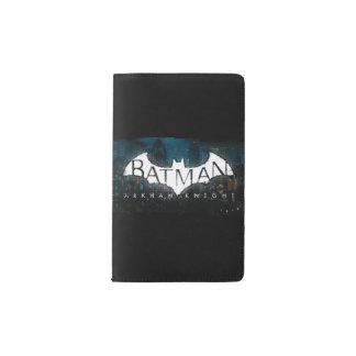 Logotipo de Gotham del caballero de Batman Arkham Libreta De Bolsillo Moleskine