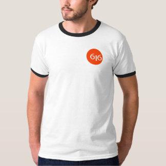 Logotipo de Grand Rapids 616 Camisas