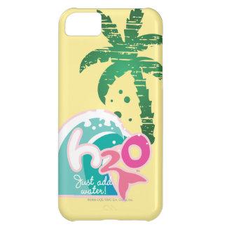 Logotipo de H2O Funda Para iPhone 5C