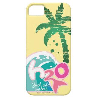 Logotipo de H2O iPhone 5 Carcasa