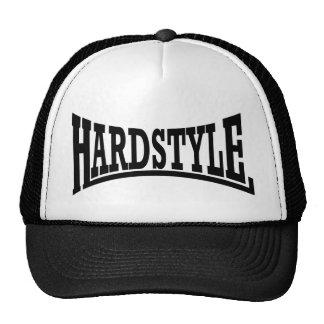 Logotipo de Hardstyle Gorras