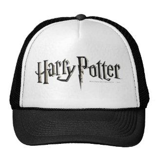 Logotipo de Harry Potter Gorras De Camionero