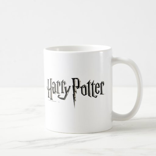 Logotipo de Harry Potter Taza De Café