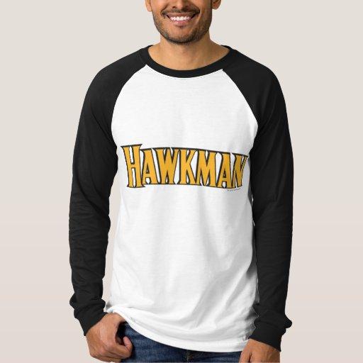 Logotipo de Hawkman Remeras