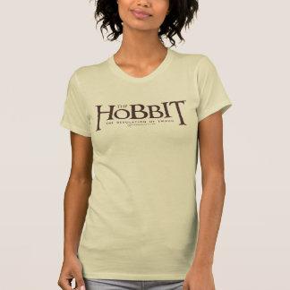Logotipo de Hobbit - oscuridad T-shirt