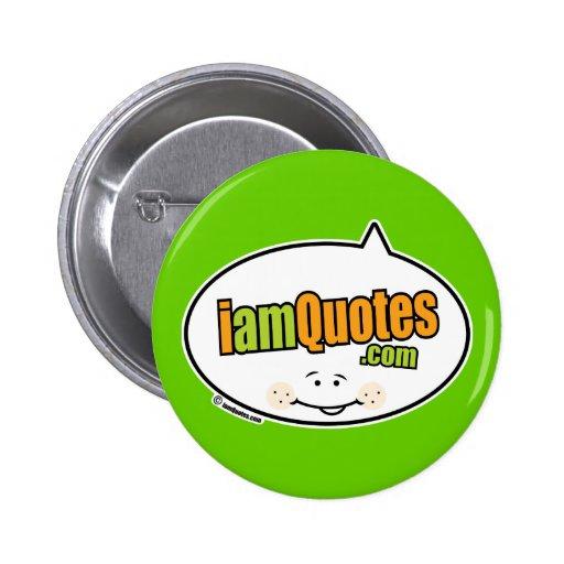 logotipo de iamQuotes.com Pins