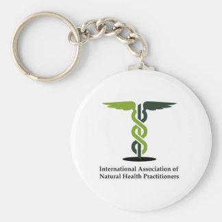 Logotipo de IANHP Llavero