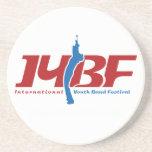Logotipo de IYBF Posavasos Manualidades