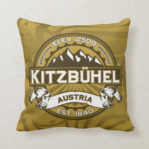 Logotipo de Kitzbühel Almohadas