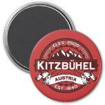 Logotipo de Kitzbühel Imán Para Frigorifico