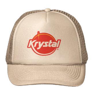 Logotipo de Krystal Gorros Bordados