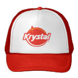 Logotipo de Krystal Gorra