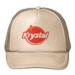 Logotipo de Krystal Gorras