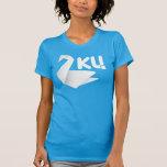 Logotipo de Kumigo para las mujeres Camisetas