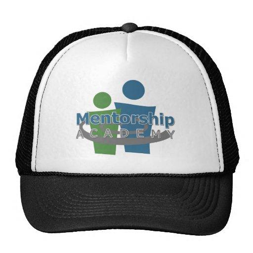 Logotipo de la academia del Mentorship Gorro