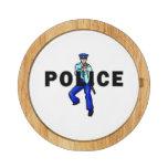 Logotipo de la acción policial