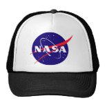 Logotipo de la albóndiga de la NASA Gorro De Camionero