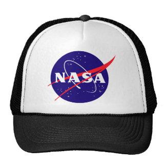 Logotipo de la albóndiga de la NASA Gorros Bordados
