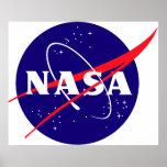Logotipo de la albóndiga de la NASA Impresiones